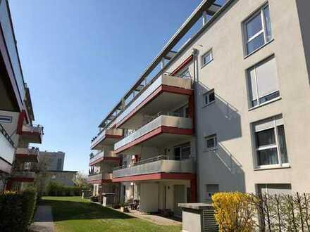 Besichtigungstermine 05/06.04 2-Raum-Wohnung mit Balkon und EBK in Darmstadt