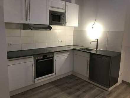 Nr. 22 Moderne helle gemütliche 3 Zimmer Wohnung mit EBK, Sichtdachstuhl