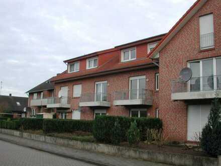 Gemütliche 3 Zimmer Wohnung mit Balkon ins Grüne