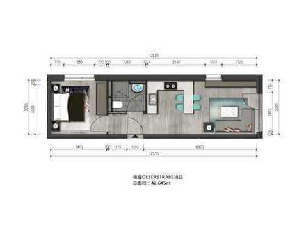 Ohne Provision 2 Zimmer Wohnung Frankfurt Nied Neubau Erstbezug
