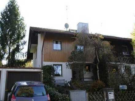 Gemütliche Doppelhaushälfte im bayerischen Fünfseenland (Privat)
