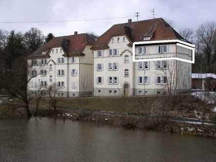 Schöne, vollständig renovierte 3-Zimmer-Wohnung in Sigmaringen