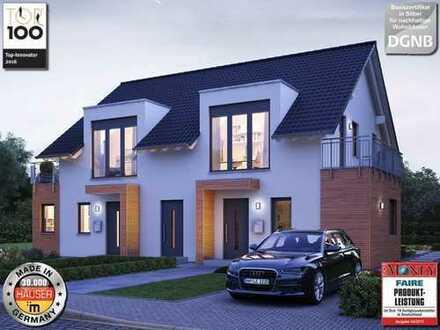 Eigenheim statt Miete. Investieren Sie in Ihre eigene Zukunft.