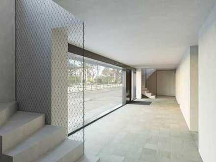 Moderne Neubau-Wohnung großem Wohn-/Ess-/Kochbereich