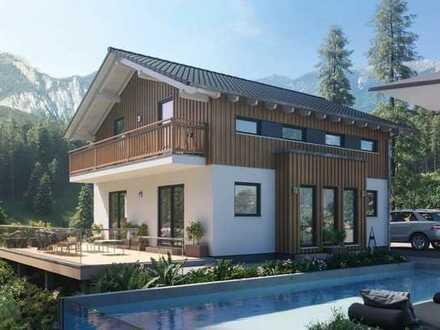 Ihr Traumhaus in Hochstätten - nach Ihren Wünschen frei planbar