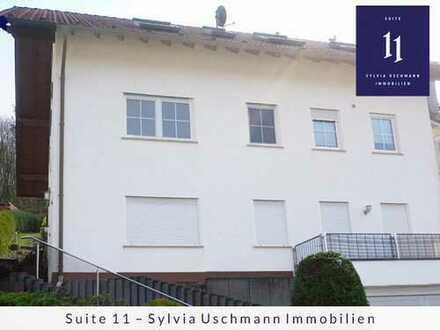 Moderne Erdgeschosswohnung - Mit großer Terrasse und Blick ins Grüne!
