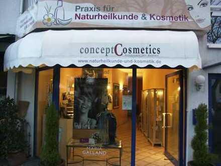 Beuel-Süd: Ladenlokal 62 qm + Nutzfläche Keller (direkter Zugang) - inkl. TG-Stellplatz