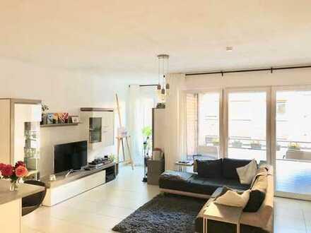 Stilvolle 2,5-Zimmer-Wohnung mit Balkon und Einbauküche in Münster