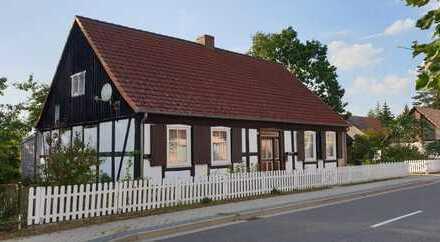Schönes Haus mit fünf Zimmern in Uecker-Randow (Kreis), Rothenklempenow (Glashütte)