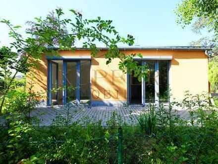 Moderner 2-Zi-Bungalow mit Terrasse und Garten, TOP-Ausstattung!
