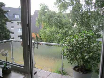 3 Zimmer-Traumwohnung mit Südbalkon im Zentrum von Holsterhausen!