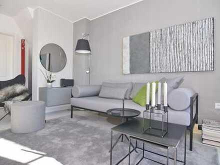 exklusive 2-Zimmer-Wohnung mit Südterrasse in Strandlage