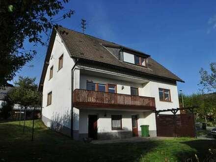 """'Verkauft"""" Hünsborn, solides, geräumiges Wohnhaus ( 2 WE ) in ruhiger Sonnenlage"""