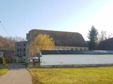 Großzügige Gewerbeeinheit am Rande von Altenburg - Teilung möglich