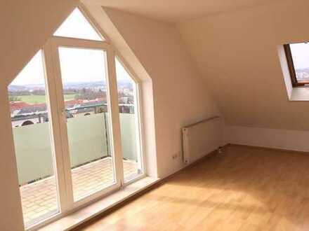 ++ Dachgeschosswohnung , Südbalkon, Reusa mit TG-Stellplatz ++