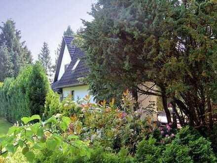 Tolles Grundstück mit Einfamilienhaus in HH-Hummelsbüttel