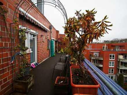 Hauptstadtmakler- Traumhafte Dachgeschoßwohnung in guter Lage
