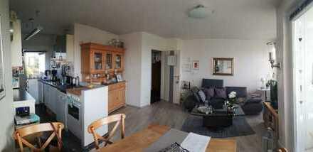 Provisionsfrei! Wunderschöner Ausblick! Wohnung mit zwei Balkonen!