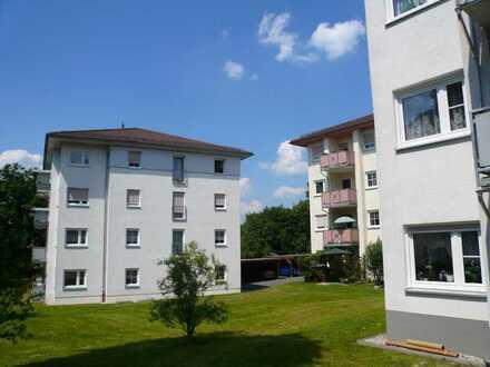 schöne 3-Zimmer-DG-Wohnung mit Sonnenbalkon