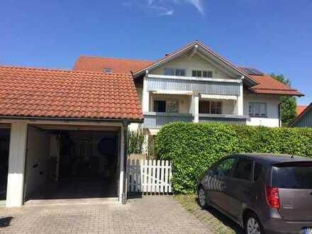 Gepflegte 3-Zimmer-Wohnung mit Balkon in Weilheim / Deutenhausen