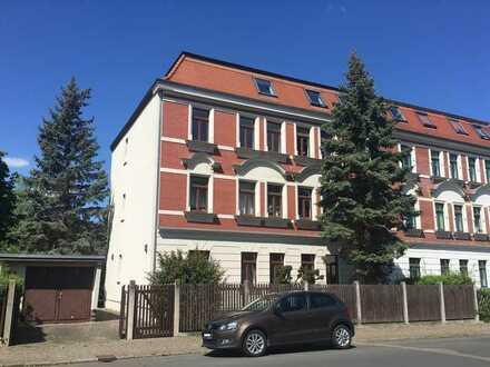 Böhlitzer Wohnträume - 3-4 Zimmer Maissonette und Garage - in kleinem MFH !