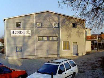 Gewerbehalle (Metallbau) in Untermerzbach