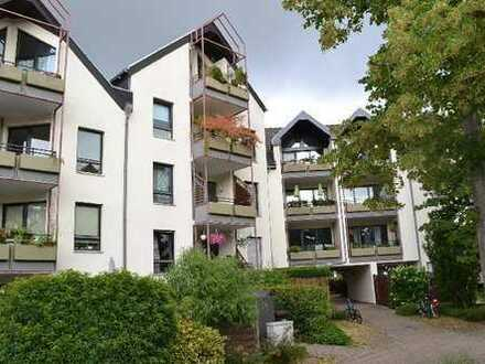 Hochdahl-Trills: Moderne und sehr gepflegte 3-Zimmer-Wohnung mit Loggia im Bast-Bau. Top!!!