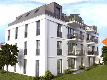 Wagner Carré - Wohnen im Zentrum von Wiesloch - Wohnung 7 im 2.OG mit ca. 93 m² #5430-7