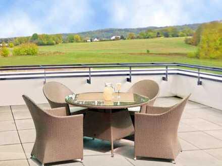 Kelkheim: Metropolregion Frankfurt-Rhein-Main - herrliche 3 Zi. Terrassen-Wohnung mit allem Komfort
