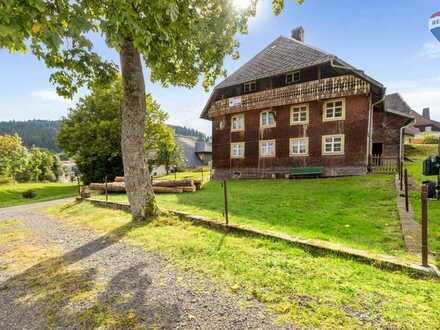 Idyllisch gelegenes Eindach Bauernhaus im sonnigen Bernau mit viel Potential wartet auf Sie!
