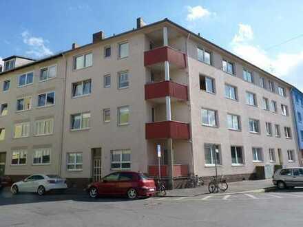 VAHRENWALD, schöne 2-Zimmer-Wohnung