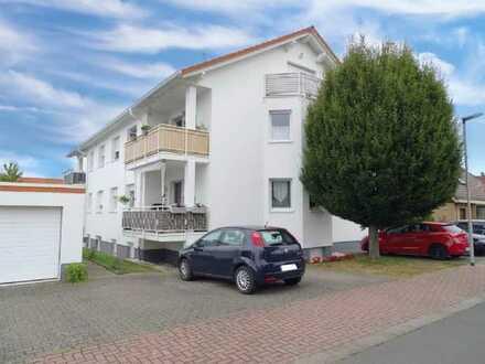 Erstbezug nach Sanierung: exklusive 2-Zimmer-DG-Wohnung mit Balkon in Bad Saulgau