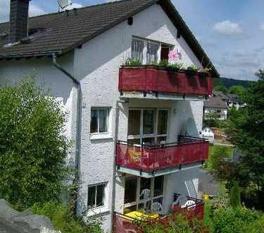 Schöne Lage in Freudenberg/Büschergrund -Energetisch saniert 2010, mit WBS