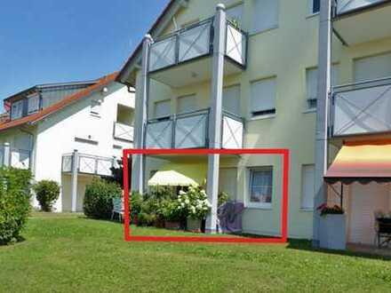 Für Kapitalanleger: Charmante 2-Zi-Wohnung mit Terrasse