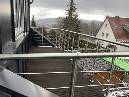 Supergemütliche 3-Zimmer-Wohnung im Dachgeschoss