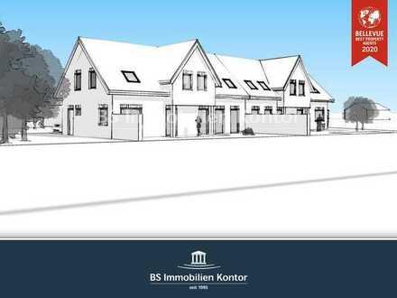 Conrebbersweg! Schlüsselfertige Doppelhaushälfte 02 mit Terrasse, kleiner Gartenanlage und PKW-Stell
