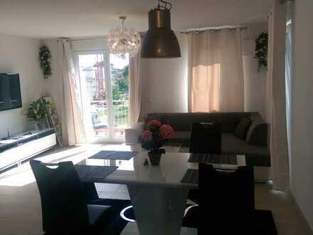 Heidelberg-Kirchheim, 4-Zimmer Wohnung mit Balkon
