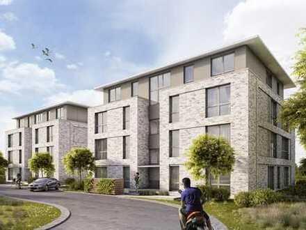 Neuwertige 2-Zimmer-Terrassenwohnung und EBK in Quickborn