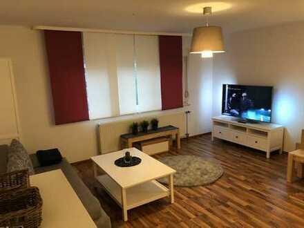 Möblierte 1-ZKDB-Wohnung 40m² in Köln-Lövenich, inkl. Tiefgaragenplatz
