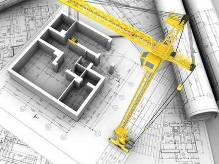 Wohnbaugrundstück zur Erstellung eines Einfamilien- oder Doppelhauses