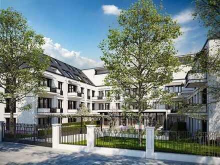 Residenz Alt-Bogenhausen, großzügige 2-Zi.-Terrassenwohnung