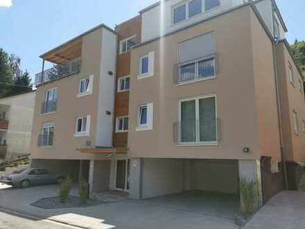 Neubau - helle Wohnung 2 ZKB mit Küche und Balkon *provisionsfrei*