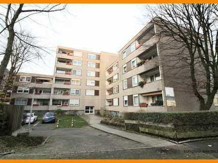 **Kapitalanleger aufgepasst! Solide vermietete Wohnung mit Fernblick und Loggia in Dortmund, Rahm!**