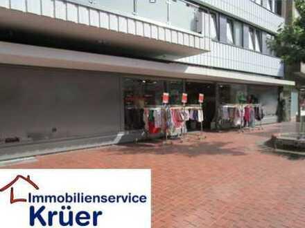 Attraktives Ladenlokal im Stadtzentrum von Ibbenbüren zu vermieten