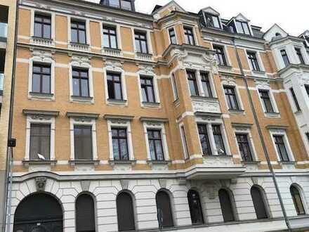 Ansprechende, vollständig renovierte 2-Zimmer-Wohnung in Leipzig