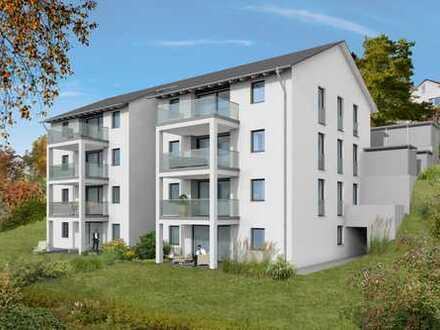 Premiumlage - Weissenauer Halde Moderne 4-Zimmer-Neubauwohnung in privilegierter Wohn-/Aussichtslage