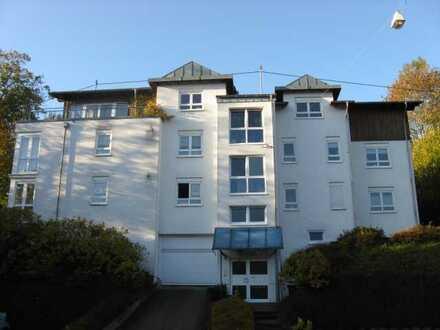 Nr. 387: Helle 3-ZKB-Wohnung mit Terrasse und Gartenmitbenutzung in Heckendalheim