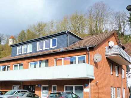 Sonnige, gemütliche 3- Zimmer- Wohnung mit Balkon in Gleichen OT Reinhausen