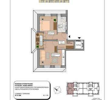 Bezug Anfang 2020 - 2-Zimmer Wohnung in gepflegter Anlage