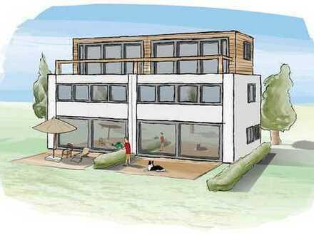 Zweifamilienhaushälfte 4-6 Zimmer KfW 55 Bauweise - Wooden Homes - Bewusst auf dem Holzweg